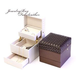 【visage】◆上品な大人デザイン!高級宝石箱/ジュエリーケース♪アクセサリーケース♪JBOX-550