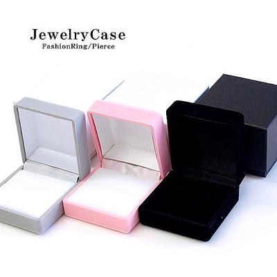 【定番人気】◆リングケース/アクセサリーケース/指輪入れ♪大ヒット商品!ネーム入れOK〔BOX-F63〕♪♪